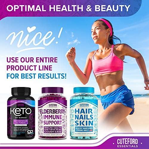 BHB Keto Pills - Keto BHB Capsules for Weight Loss - Keto Fit Pills Made in USA - BHB Exogenous Ketones Supplement for Ketogenic Diet - Keto Advanced Weight Loss 3000 mg - Keto Fast Diet Pills 7