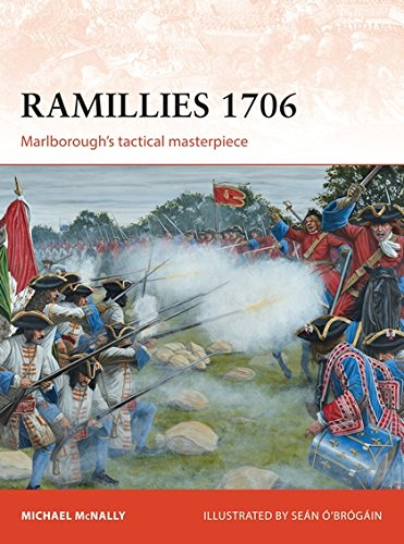 Read Online Ramillies 1706: Marlborough's tactical masterpiece (Campaign) pdf