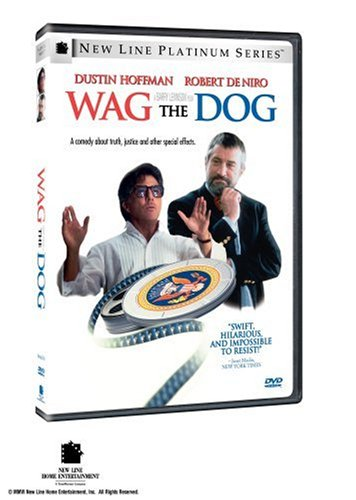 DVD : Wag The Dog / Platinum Series & Ws (Widescreen)