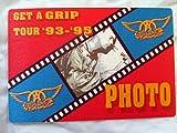 1993-95 Aerosmith Get a Grip Tour Satin Backstage