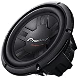 PIONEER TS-W261S4 10'' 1,200-Watt 4_ Champion Series Subwoofer (Single Voice Coil)