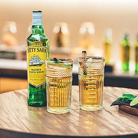 Cutty Sark Whisky Escocés, 40%, Botella 70cl