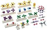 Molecular Models 16-UA704 Platinum Series Ultimate Atomic Molecular Orbital Kit, Grade: 2 to 12 (Pack of 667)