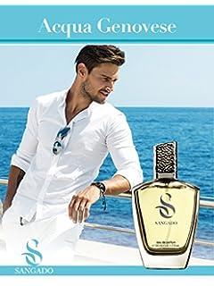 Sangado Acqua Genovese Agua de Perfume para Hombre - 50 ml