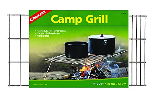 Coghlan's Camp Grill for this best grilled asparagus recipe