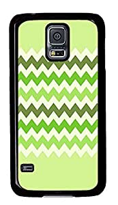 best Samsung S5 covers Awesome Green Chevron Best PC Black Custom Samsung Galaxy S5 Case Cover hjbrhga1544