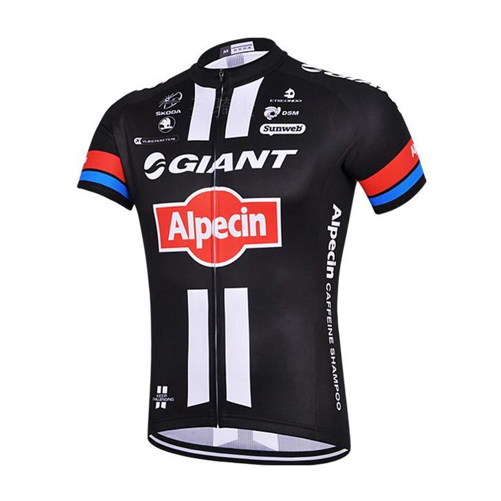 Sports Thriller Rider XiXiMei EU Stile 20 Mountain Bike Abbigliamento Manica Corta per Uomo Ciclismo Magliette Manica Corta
