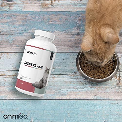 Animigo Complément Alimentaire pour Chat et Chaton