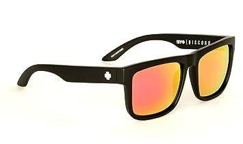 c96d788597 Image Unavailable. Image not available for. Colour  Spy Optic Sunglasses  DISCORD Matte Black – Happy ...