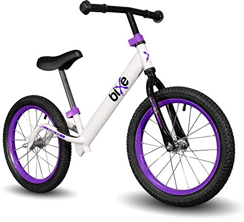 Purple Pro Balance Bike for Big Kids