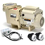 Pentair VS IntelliFlo 011018 Bundle (Includes Pump, Unions, Surge Protector)