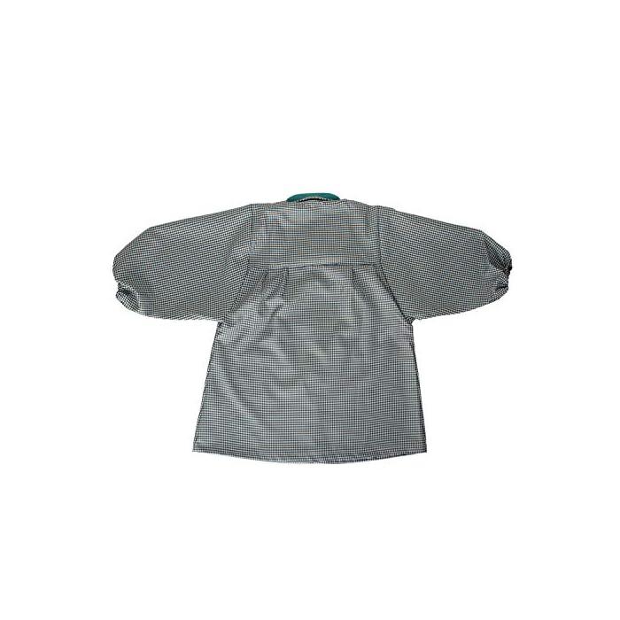 51arLmq hOL Baby 609 Bata Infantil uniforme guarderia 65% Poliéster, 35% Algodón Cierre: Botón