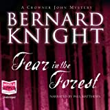Front cover for the book Fear in the Forest by Bernard Knight
