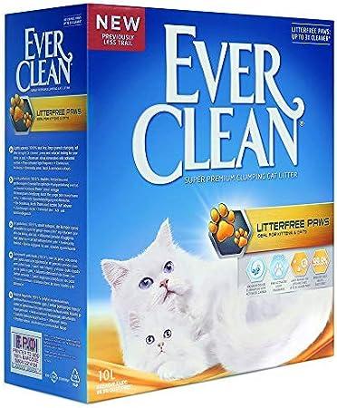 Ever Clean Arena para Gatos Extra Strong Clumping, 10 litros ...