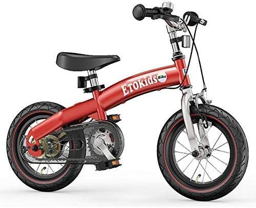 YSA キッズバイクキッズバイク、2〜8歳の男の子と女の子、補助輪付き10/12/14 / 16inchキッズ自転車