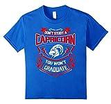 Don t Study A Capricorn T-shirt You Won t Graduate