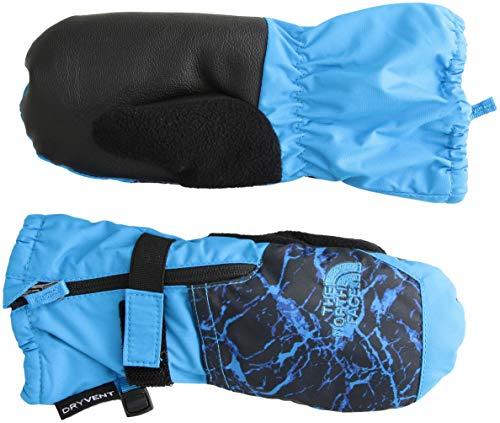 (The North Face Kids Unisex Toddler Mitt (Infant/Toddler) Hyper Blue/Hyper Blue Granite Print LG)