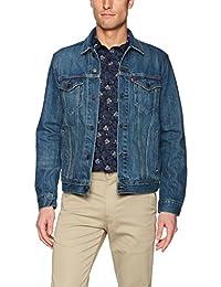 Levi's Mens The Trucker Jacket Denim Jacket
