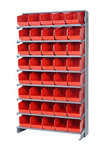 Quantum Storage Systems Single - Quantum Storage Systems Store More Single-Sided Pick Rack System - 40 QSB202 6
