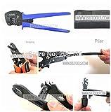 AGELSUN-Hot Tools! FSPV-2D MC3/MC4 Solar Crimping Plier Kits for Solar Panel PV Cables (2.5-6.0mm2) Solar Tools