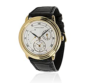Audemars Piguet Jules Audemars swiss-automatic mens Watch 25685BA.0.0002 (Certified Pre-owned)