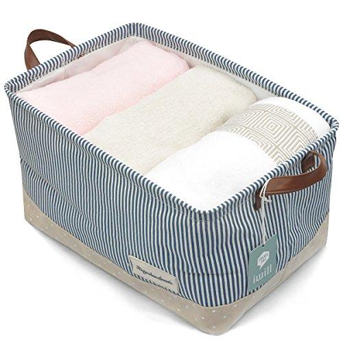 Organizing Baskets Clothing Storage Eco friendly product image