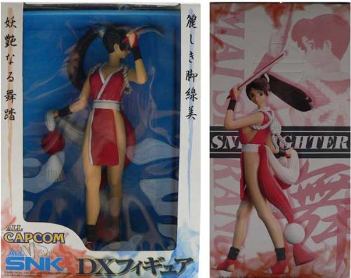 Chun Li Mai Costumes - All Capcom VS. All SNK DX
