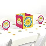 Big Dot of Happiness You Are My Sunshine - Baby Shower or Birthday Party Centerpiece & Table Decoration Kit