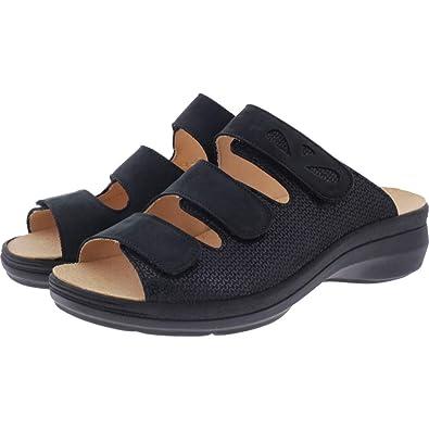 Ganter es Lisa Y Zapatos Mujer Baja De Piel Zapatilla Amazon rawHr0A