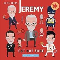 Let's dress Jeremy! : The Corbyn Cut Out book.