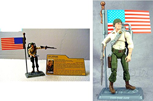 25th Anniversary Card (G.I. Joe 2008 Series 24 4