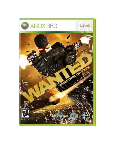 Wanted: Weapons of Fate - Xbox 360 by Warner Bros