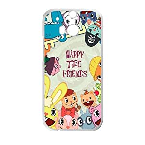 Happy Tree Friends HTC One M8 Cell Phone Case White Delicate gift JIS_363747