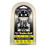 Keeper 5667 Trailer Ball 2-5/16 x 1 x 2 , 6,000 lbs. break strength, Chrome