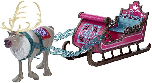 Disney Frozen Anna and Elsa's Royal Sled by Mattel