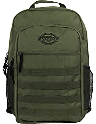Dickies Campbell Backpack, Olive Ripstop, One Size