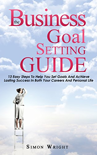 Business Goal Setting Guide Personal ebook product image