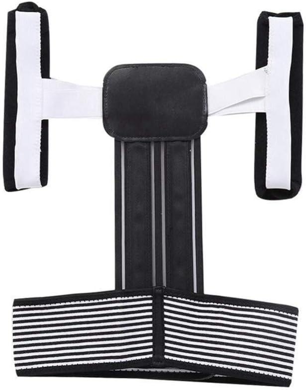 ZUCAI Cinturón de corrección para la Espalda: Adultos ortopédicos ortopédicos Corsés Ajustables para Hombres y Mujeres ortopédicos Anti-jorobados para la Cintura 56~66 cm