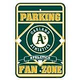 Fremont Die 62211 Oakland Athletics - Plastic Parking Sign
