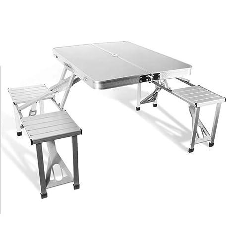 Amazon.com: Cloud Picnic mesas y sillas, mesa de camping ...