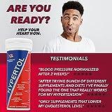 Hypertol Blood Pressure Support Supplement - Blood