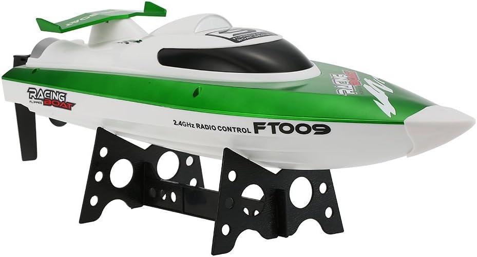 Goolsky FT009 Barco de Carreras RC 2.4G 30km / h Alta Celocidad ...