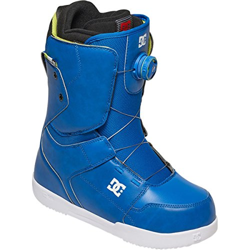 DC Scout Snowboard Boots, Nautical Blue, Size 10