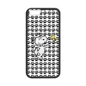Carcasa iphone 6s, iPhone 6S Case/Cover iPhone 6S, carcasa silicona suave iPhone 6/6S (4.7), Snoopy Rubber TPU Funda/funda de protección Carcasa Case para iPhone66S