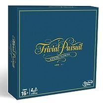 Hasbro Gaming C1940105 Trivial Pursuit, Edición Clásica