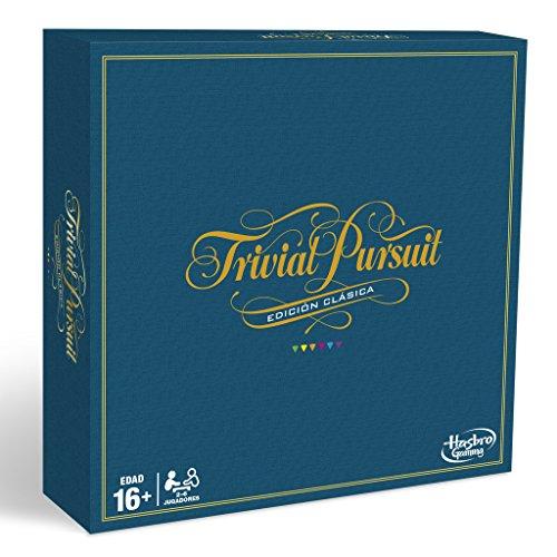 Hasbro Gaming Trivial Pursuit Versión Española C1940105