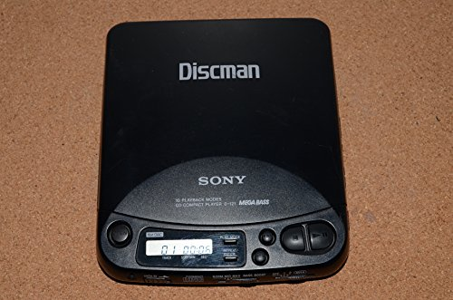 COMPACT CD PLAYER D 121 SONY