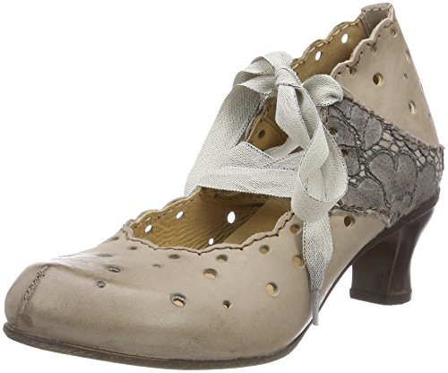 Rovers Damen Pumps Grau (Grau)
