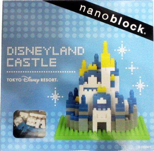 (nanoblock Nano Block Tokyo Disneyland Cinderella Castle (japan)