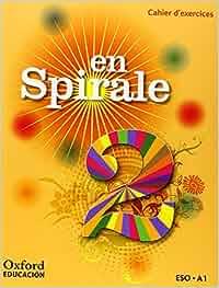 En spirale, 2º eso, Cahier d'exercices + CD-multirom